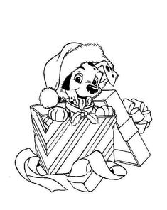 Top 20 Free Printable Disney Christmas Coloring Pages Online | 296x235