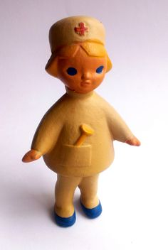 {Are you searching for kids toy tips? Retro Toys, Vintage Toys, 1950s Toys, Toy Garage, Rubber Doll, Vinyl Toys, Child Doll, Wooden Dolls, Designer Toys