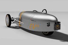 Morgan EV 3