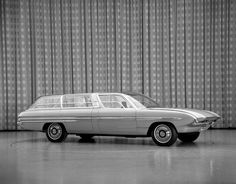 The Lounge Wagon: 1964 Ford Aurora Concept Car Ford, Ford Gt, Auto Ford, Classic Chevy Trucks, Classic Cars, Shooting Break, 1964 Ford, Ford Lincoln Mercury, Us Cars