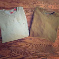❄️MENS sweatshirt bundle FINAL PRICE BUNDLE AND SAVE- Like new sweatshirts IZOD Tops Sweatshirts & Hoodies