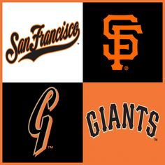 San Francisco Giants American Sports, San Francisco Giants, Olympics, Logos, Fun, Baby, Logo, Baby Humor, Infant