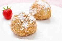 Régimódi, epres krumpligombóc - Egy titka van a jó tésztának