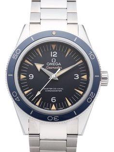 OMEGA Seamaster 300 233.90.41.21.03.001 Master Co-Axial