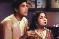 Beautiful Meenaji and Raajkumar sahab in Ardhangini ❣️❣️