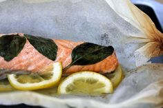 perfectly baked salmon — whats cooking good looking