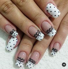 Nail Pops, Nail Designs, Nail Art, Pedicures, Polka Dots, Nail Design, Pretty Nails, Enamel, Purple