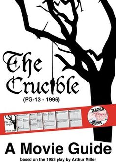 Movie Guide - The Crucible (PG13 - 1996)