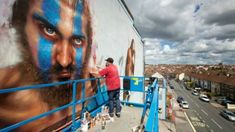 incredible graffiti street art 36 Eye opening graffiti and street art that deserves your recognition (40 Photos)