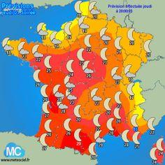 Meteociel - Tendances météo pour Lemberg ( 57620 )