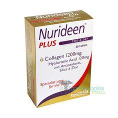 HealthAid Nurideen Plus    Το Nurideen Plus της HealthAid είναι μία μοναδική φόρμουλα υψηλής απόδοσης που συνδυάζει τα οφέλη από τα πιο ενεργά συστατικά για την υγεία του δέρματος.   Ιδανικό για όσους εκτίθενται πο...