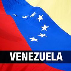 Bandera de Venezuela original 7 estrellas