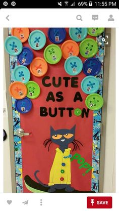 Pete the Cat door decor! Love this for Back to School decor Pete the Cat door decor! Preschool Bulletin Boards, Classroom Bulletin Boards, Classroom Themes, Holiday Classrooms, Bullentin Boards, Fall Classroom Door, Preschool Classroom Decor, Preschool Welcome Door, April Bulletin Board Ideas
