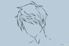 Imagen titulada Draw Anime Hair Step 5