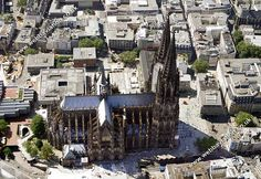 Cologne Cathedral  (1248-1880)                                      Art History OER Wiki | Romanesque and Gothic