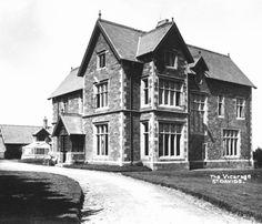 영국 펨브룩셔(Pembrokeshire), St Davids 대성당 과 the St Davids 반도가 바라보이는 히스토릭 컨츠리 하우스 호텔입니다.