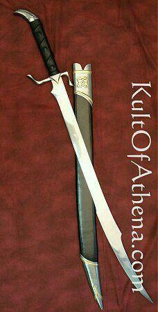 A sword i want