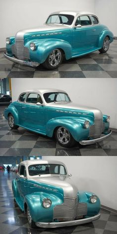 Custom Cars For Sale, Chevy, Chevrolet, Cool Style, Classic, Cutaway, Derby, Style Fashion, Classic Books