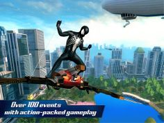 Top iPhone Game #22: The Amazing Spider-Man 2 - Gameloft by Gameloft - 05/11/2014