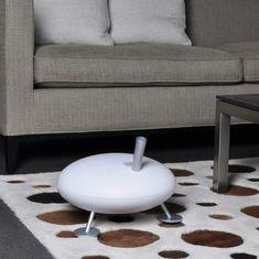 Výnimočný parný zvlhčovač vzduchu FRED od Stadler Form Ottoman, Chair, Furniture, Home Decor, Recliner, Homemade Home Decor, Home Furnishings, Decoration Home, Chairs