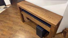 Тумба под ТВ из массива карагача. Изготовлена со всеми пожеланиями заказчика. ⠀ Возможны различные варианты древесины, как менее бюджетные, так и экзотические породы дерева. Разнообразные варианты покрытия, масло, лак. ⠀ Сделаем для вас столы, столешницы, полки, консоли, шкафы, барные стойки, стеновые панели и другие предметы интерьера. ⠀ Ждём вас в нашей мастерской рядом со станцией МЦК Нижегородская ⠀ #мебельназаказ #гостиная #мебель #стол #столовая #дуб #домой #мебельиздерева #слэб…