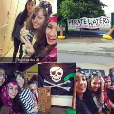 Last ever day #leavers #lastday  #school #year13 #muckupday #scd #smiles #pirates #dressup #fasttimes