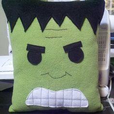 Hulk pillow by Telahmarie.deviantart.com on @deviantART