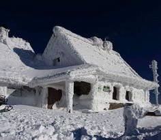 House of the pooth, bieszczady
