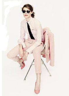 Prepfection - The feminine menswear look <3