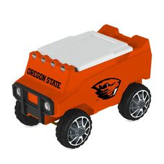 Oregon State Beavers Remote Control Cooler w/ Bluetooth Speakers