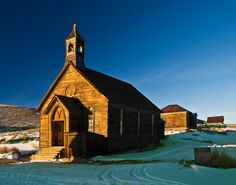 Bodie, California. Miner's ghost town