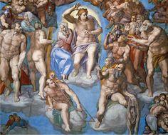 sistine chapel ceiling high resolution - Google Search