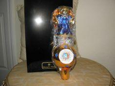 RARE Muffy Vanderbear Christopher Radko Angel Finial Tree Topper Ornament | eBay