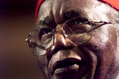 Chinua Achebe, Father of African Literature wrote, 'Things Fall Apart' /130322_BOOKS_achebe