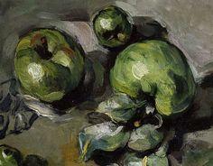 Paul Cezanne still life.                                                                                                                                                      Mais