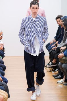 Comme des Garçons Shirt Spring 2015 Menswear - Collection - Gallery - Style.com
