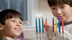 A Festival of 8 Hanukkah Books