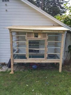 How To Build Pigeon Cages Cheryl S Aviary Keeps Her Pet
