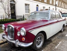Wolseley spotted in Pimlico Classic Cars British, British Car, Vintage Cars, Antique Cars, Austin Cars, Fancy Cars, Commercial Vehicle, Police Cars, Old Cars