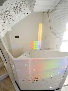 NYU Department of Philosophy by Steven Holl #staircases