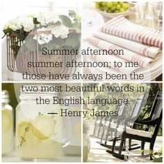 """Summer afternoon—su"