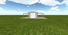 Dream #steelbuilding built using the #MuellerInc web-based 3D #design tool http://ift.tt/1OywPdC