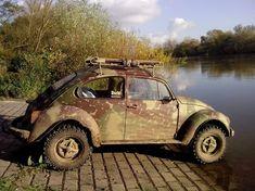 VW Beetle Off-road
