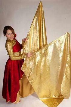 Resultado de imagen para trajes de delki rosso