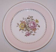 vintage china plates - Google Search
