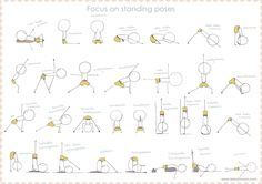 Iyengar Yoga Sequence by Virginie  www.teenytinyom.com  www.facebook.com/Teenytinyom