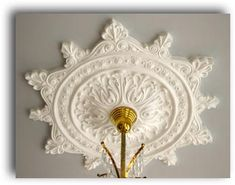 plaster ceiling medallions -- this site is awesome.