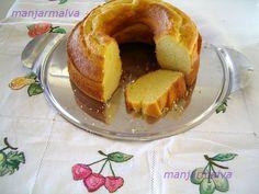 Bizcocho de limón con Buttermilk (thermomix)