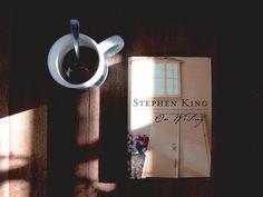 Stephen King uploaded by olenka on We Heart It Coffee Milk, Coffee And Books, Coffee Cups, Coffee Maker, Milk Tea, Nicole Johnson, Good Excuses, Book Aesthetic, Chocolate