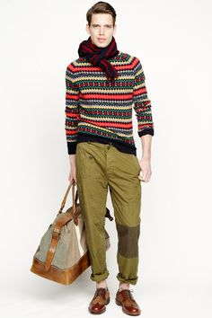 j-crew......new york fashion week....for fall 2013.......YES!!!!!!!!!!!!!